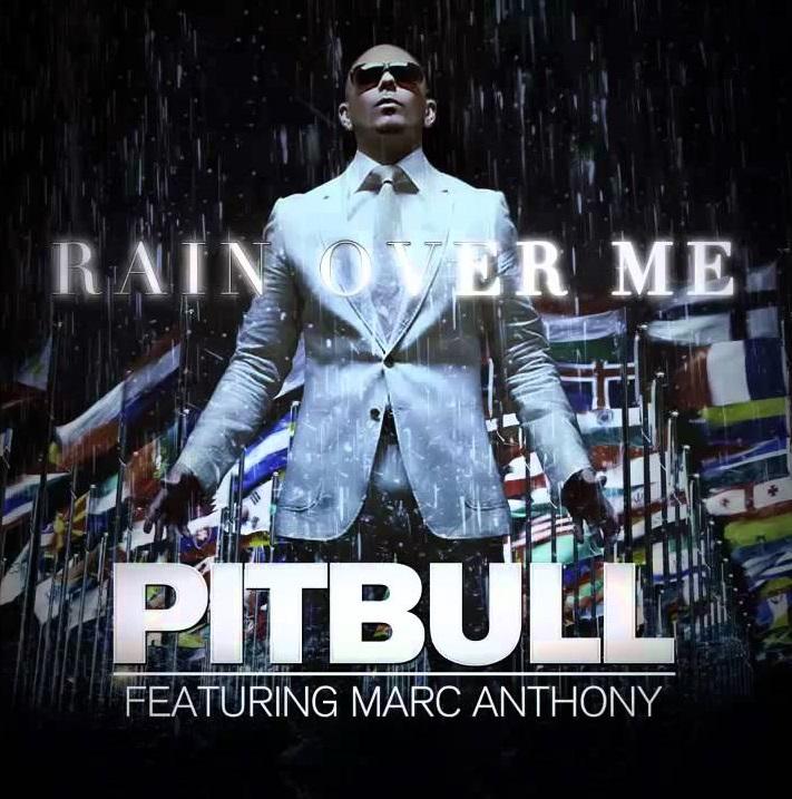 دانلود زیرنویس فارسی فیلم Pitbull Feat. Marc Anthony: Rain Over Me