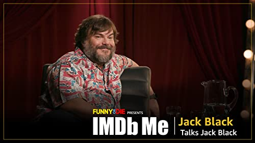IMDb Me: Jack Black Talks Jack Black (Uncut)