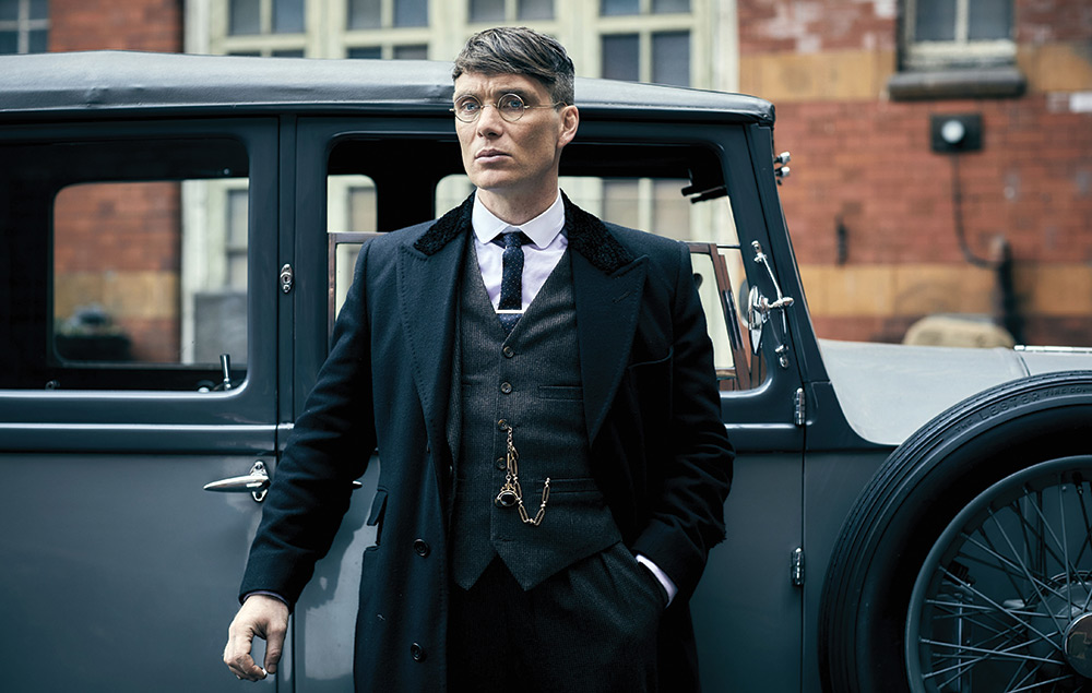Cillian Murphy in Peaky Blinders (2013)