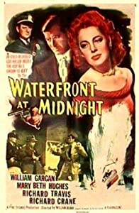 Waterfront at Midnight by none