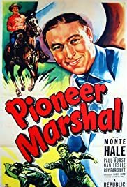 Pioneer Marshal Poster