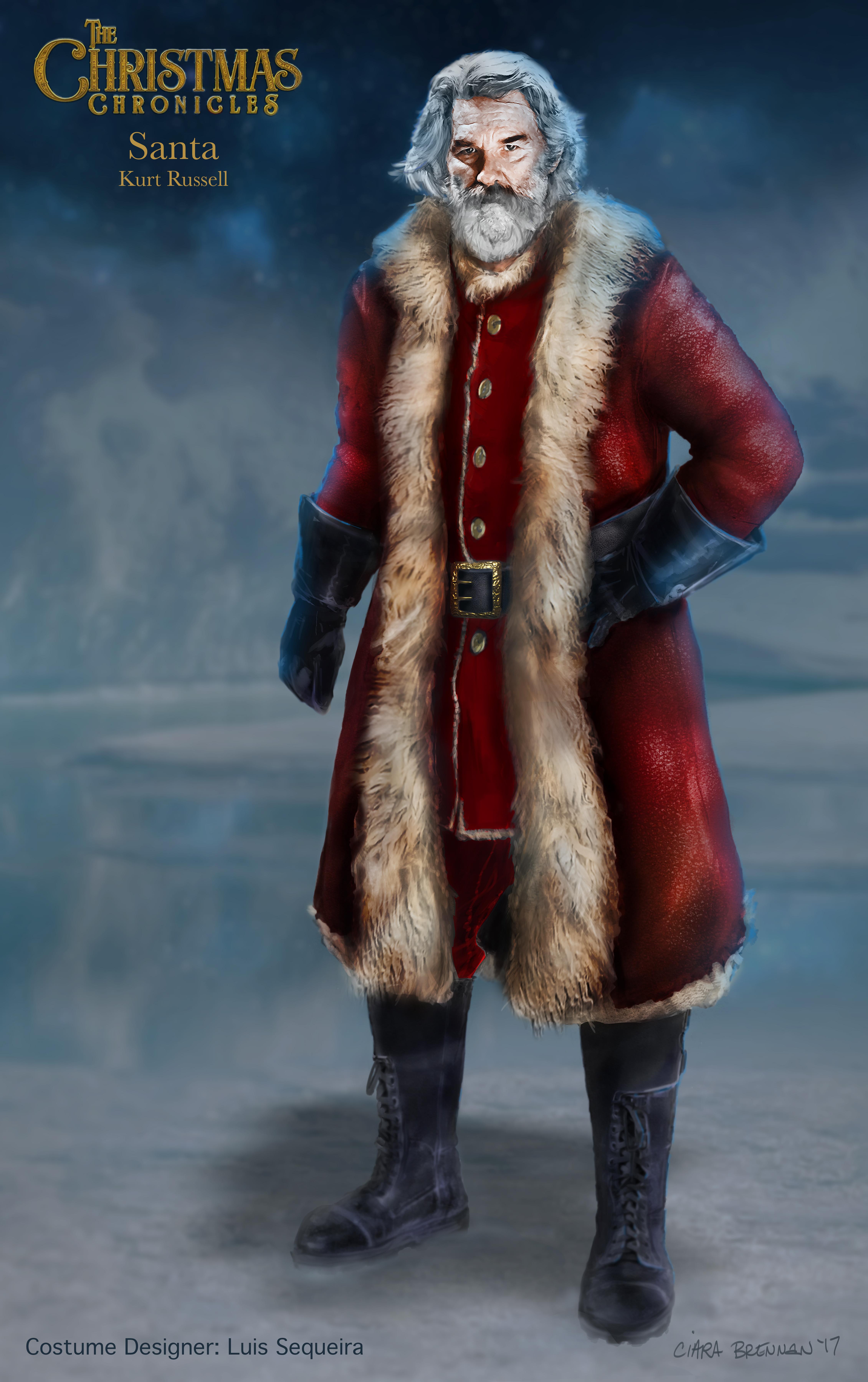 The Christmas Chronicles Santa.The Christmas Chronicles 2018 Photo Gallery Imdb