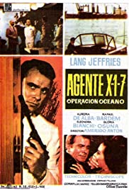 Agente X 1-7 operazione Oceano (1965) with English Subtitles on DVD on DVD