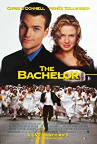 Renée Zellweger and Chris O'Donnell in The Bachelor (1999)