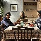 Maryam Boubani, Hanie Tavassoli, and Nazanin Bayati in Motherhood (2017)