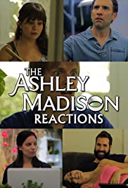 Ashley Madison Reactions Poster