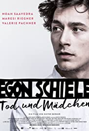 Egon Schiele: Tod und Mädchen (2016) Poster - Movie Forum, Cast, Reviews
