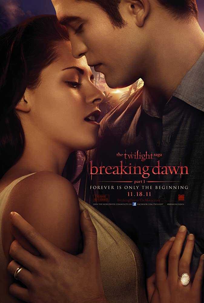 The Twilight Saga: Breaking Dawn Part 1 2011 Hindi ORG Dual Audio 400MB BluRay ESubs Download