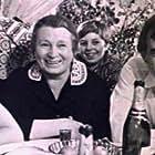 Lyubov Sokolova and Igor Erelt in Molodaya zhena (1979)