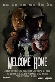 Eric Roberts, Michael Potts, James Russo, Jordan Tisdale, Gore Abrams, and Chloe Hurst in Welcome Home (2020)