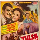 Pedro Armendáriz, Susan Hayward, and Robert Preston in Tulsa (1949)