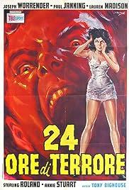 24 ore di terrore Poster