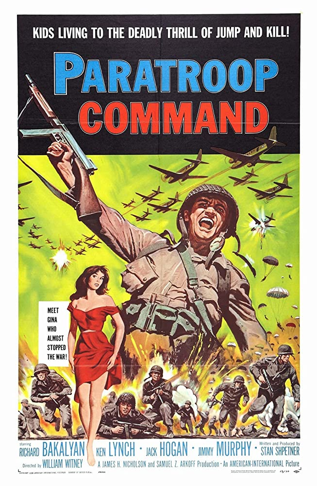 Paratroop Command (1959)