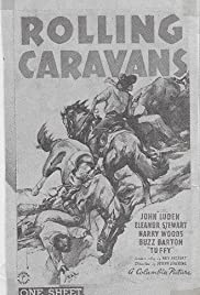 Rolling Caravans Poster