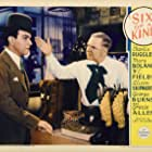 W.C. Fields and George Burns in Six of a Kind (1934)