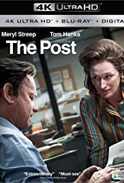 The Post: Stop the Presses - Filming the Post Poster