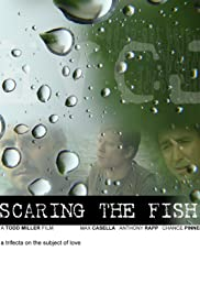 Scaring the Fish Poster
