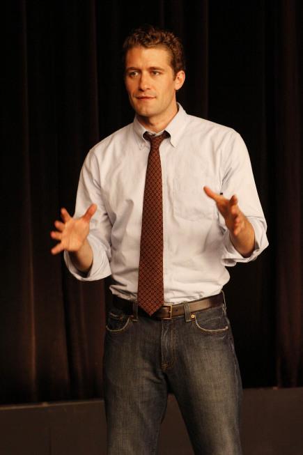 Matthew Morrison 2009