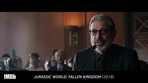 Jeff Goldblum's Movie and TV Moments