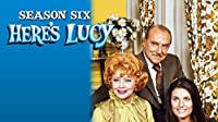 Lucy and Chuck Connors Have a Surprise Slumber Party