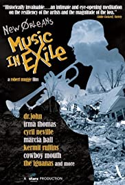 New Orleans Music in Exile Poster