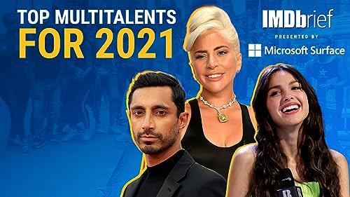 Top Multitalents for 2021