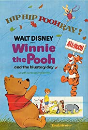 Winnie the Pooh and the Blustery Day(1968) Poster - Movie Forum, Cast, Reviews