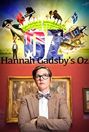 Hannah Gadsby's Oz Poster