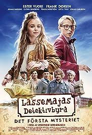 LasseMajas detektivbyrå - Det första mysteriet Poster