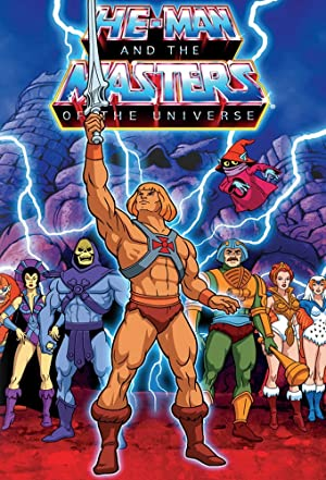 He-Man and the Masters of the Universe (1983–1985)