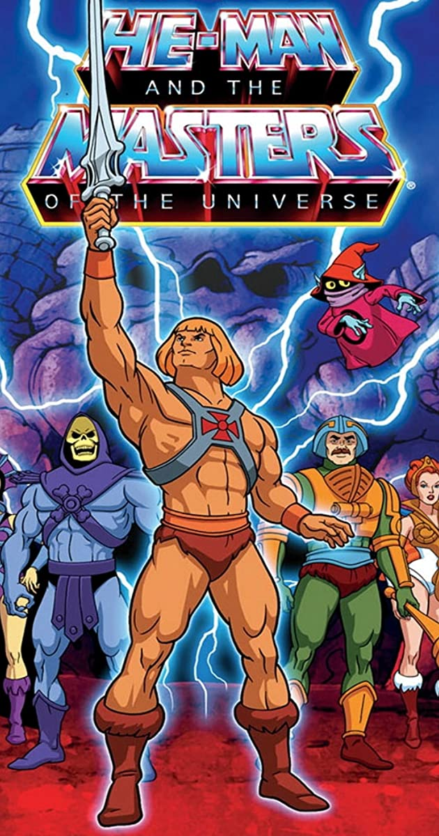 Image result for he man cartoon
