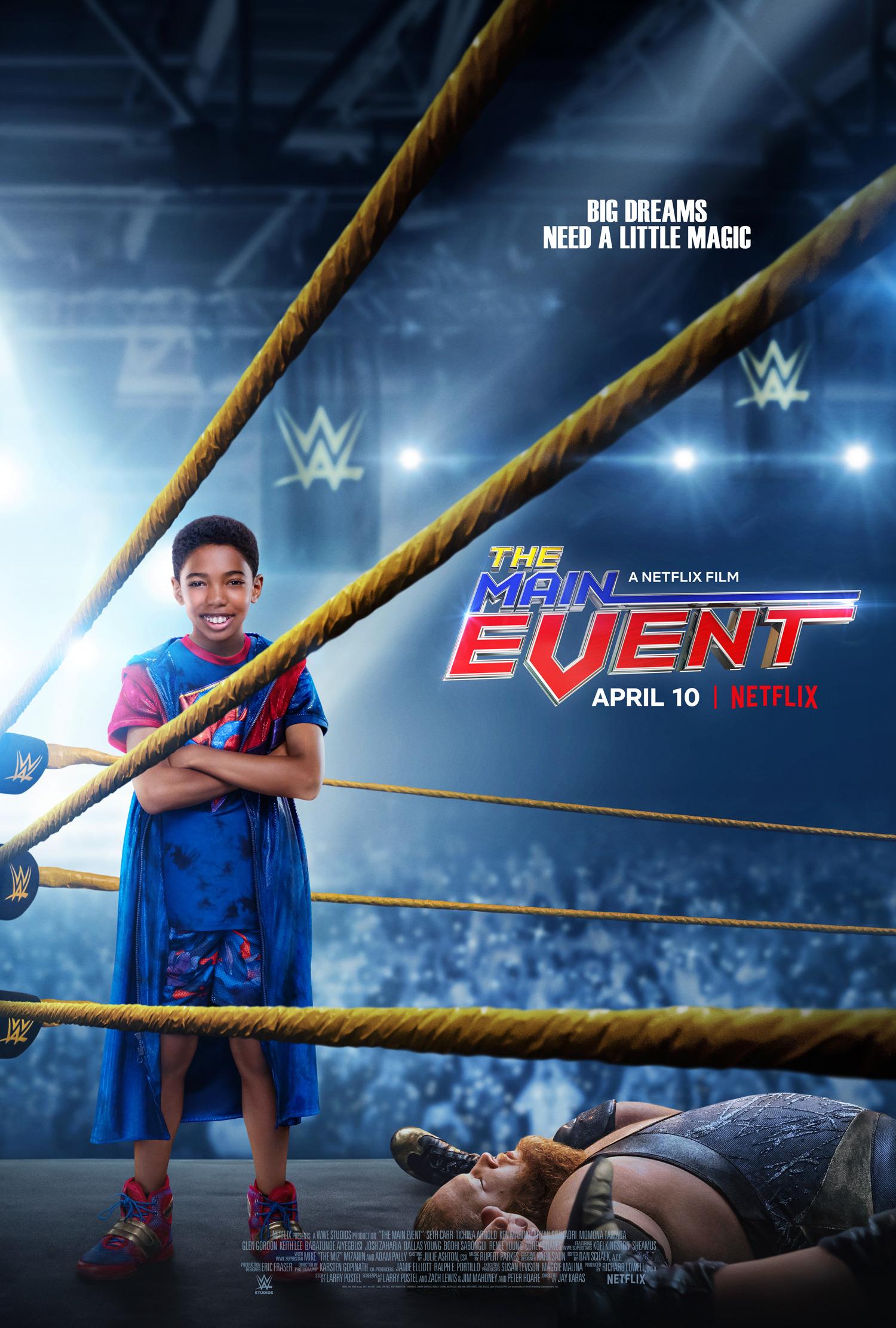 The Main Event (2020) - IMDb