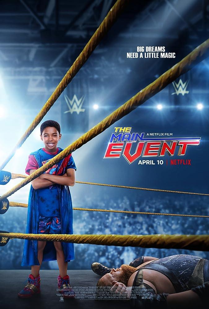 The Main Event 2020 Dual Audio Hindi 480p