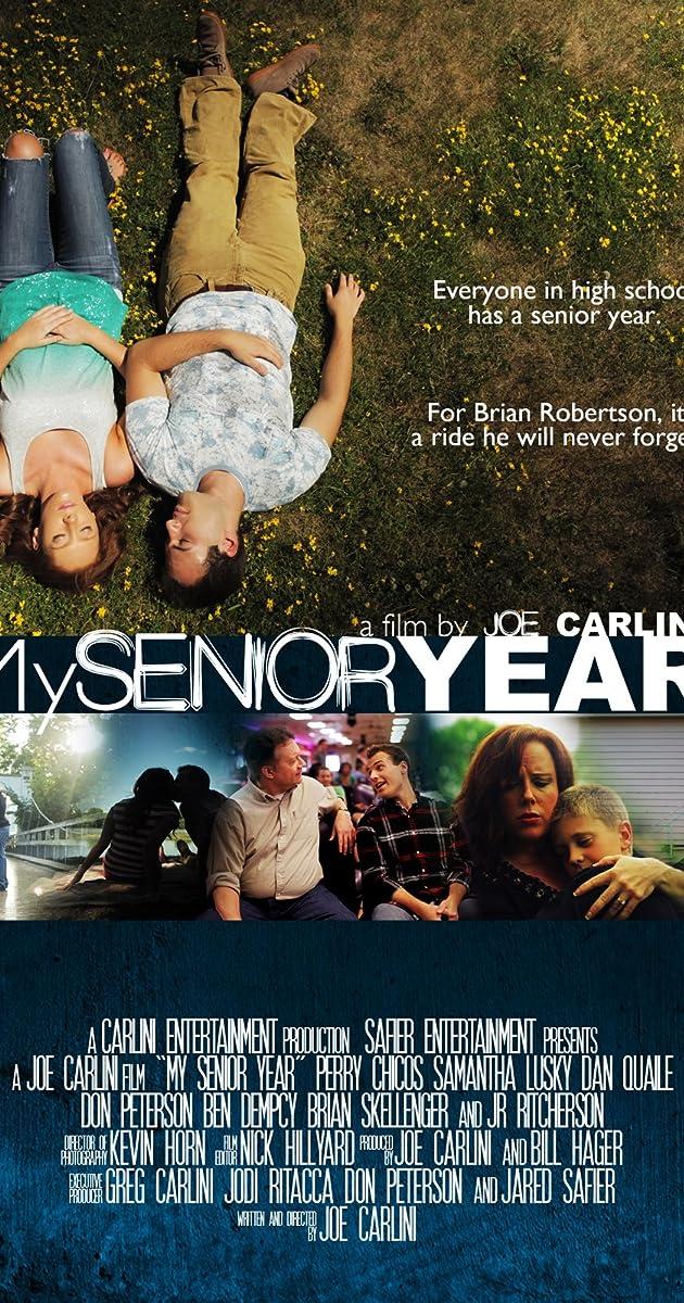 image poster from imdb - My Senior Year (2020) • Movie