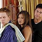 Jonathan Silverman, Kelly Hu, and Greg Germann in In Case of Emergency (2007)