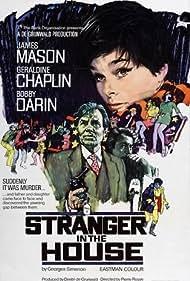 James Mason and Geraldine Chaplin in Stranger in the House (1967)