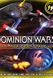 Star Trek: Deep Space Nine - Dominion Wars Poster