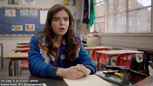 """No Small Parts"" IMDb Exclusive: 'The Edge of Seventeen' Star Hailee Steinfeld"