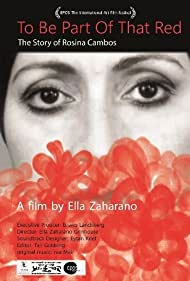Rozina Cambos in To Be Part of That Red (2017)