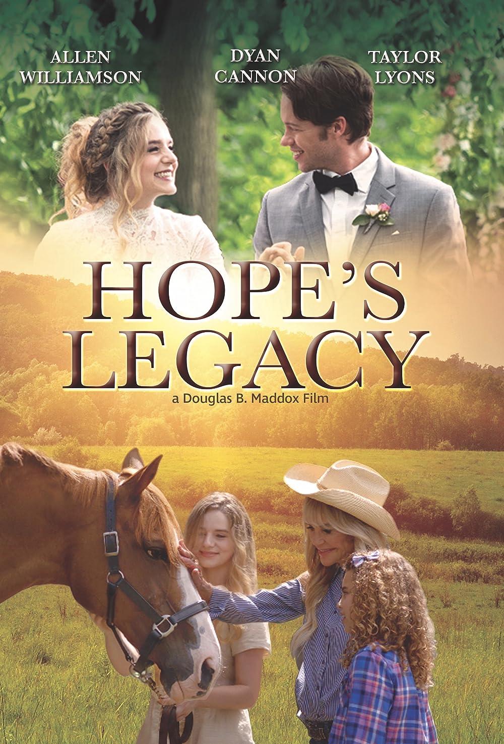 Hope's Legacy 2021 English 720p HDRip 800MB | 330MB Download