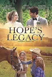 Hope's Legacy (2021) HDRip English Full Movie Watch Online Free