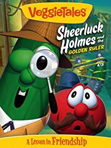 Movie single link download VeggieTales: Sheerluck Holmes and the Golden Ruler [480x320]
