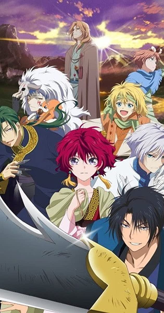 Akatsuki no Yona OVA (TV Mini-Series 2015–2016) - IMDb