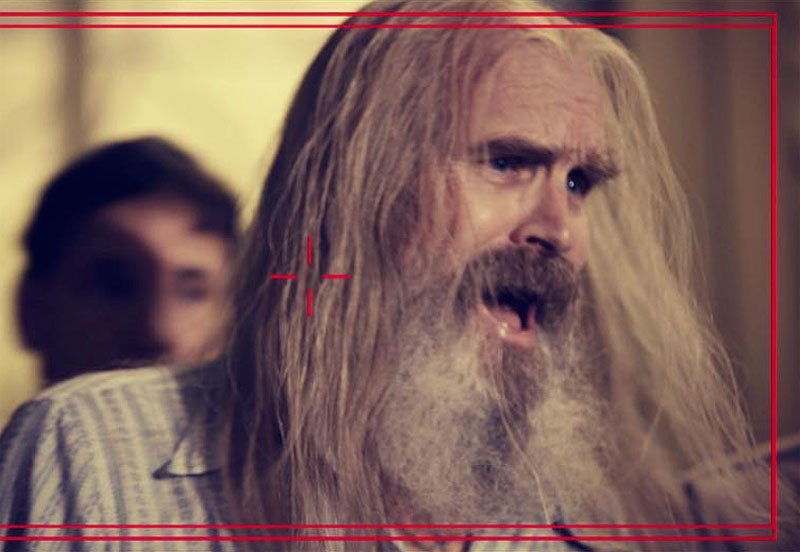Bill Moseley in Three From Hell (2019)