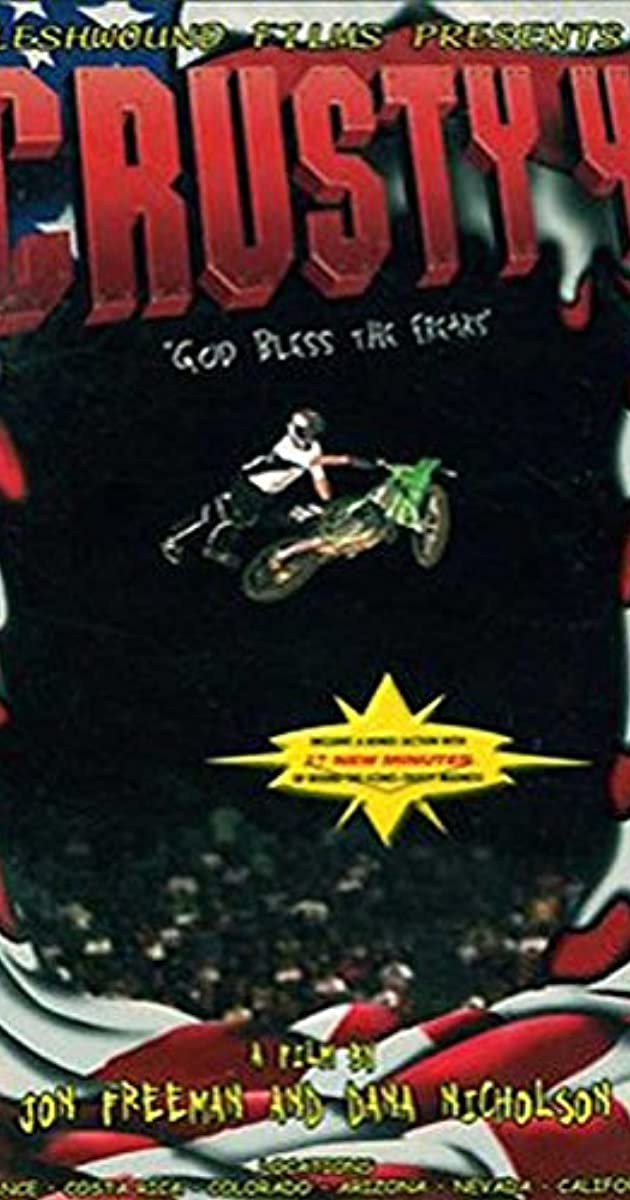 Crusty Demons of Dirt, Vol  4: God Bless the Freaks (Video