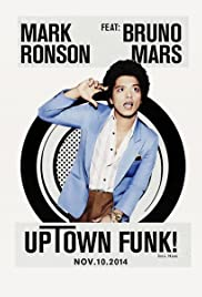 Mark Ronson Feat. Bruno Mars: Uptown Funk Poster