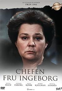 Primary photo for Chefen fru Ingeborg