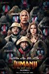Jumanji: The Next Level IMAX Poster Has The Gang Surrounded by Baboons