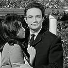 Eleni Anousaki and Giorgos Pantzas in Trelloi polyteleias (1963)