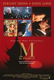 M. Butterfly (1993) Poster - Movie Forum, Cast, Reviews